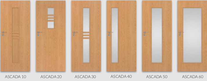 Colectia Ascada - usi de interior economice