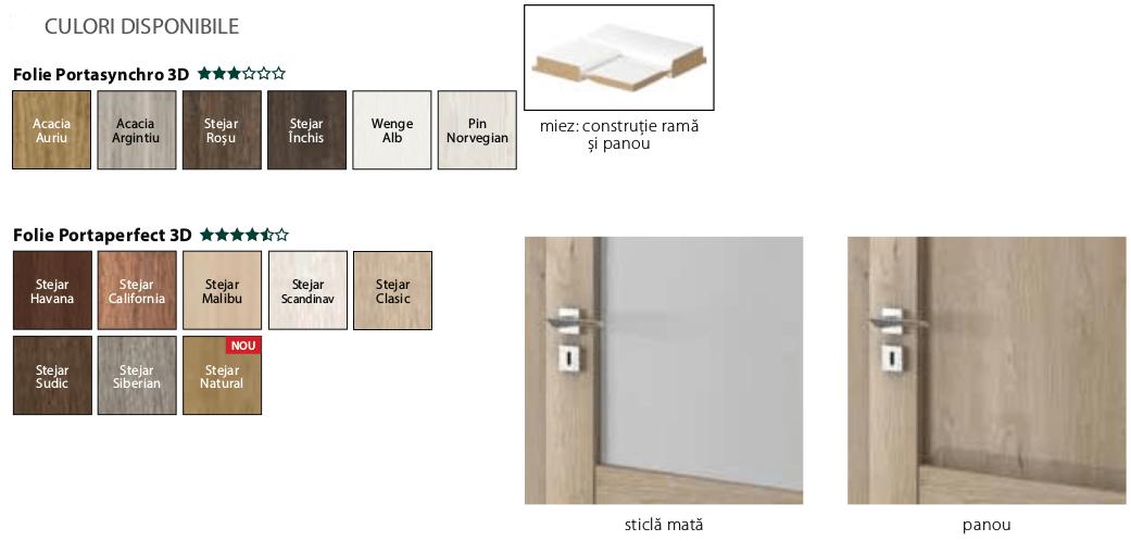 Detalii si finisaje usi de interior Porta Balance