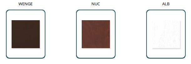 Culori pentru usa metalica placata Nobila