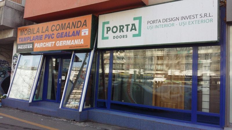Magazin Porta Design Invest SRL Bucuresti