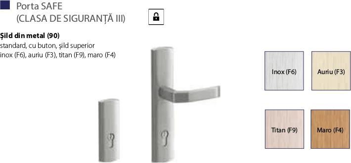 Manere usi Porta Safe